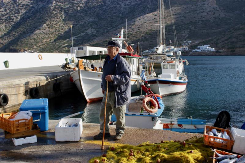kamares harbour