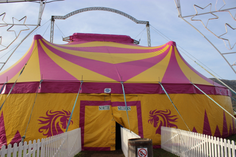 Theatre Review The Fantastic Griffizi Brothers Circus Comes To Town