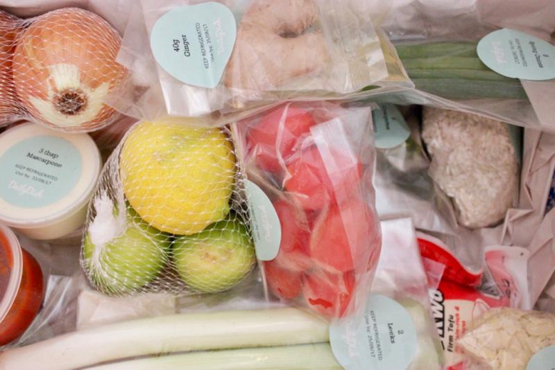 Daily Dish Veggie Box