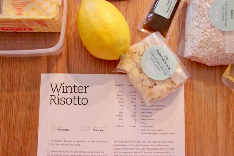 Winter Risotto