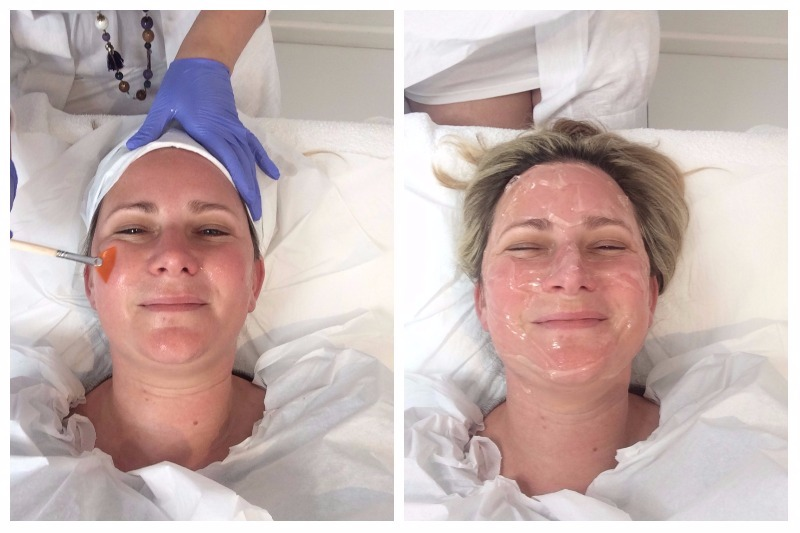 Behind the Scenes Beauty: IPL Laser facial treatment at Pulse
