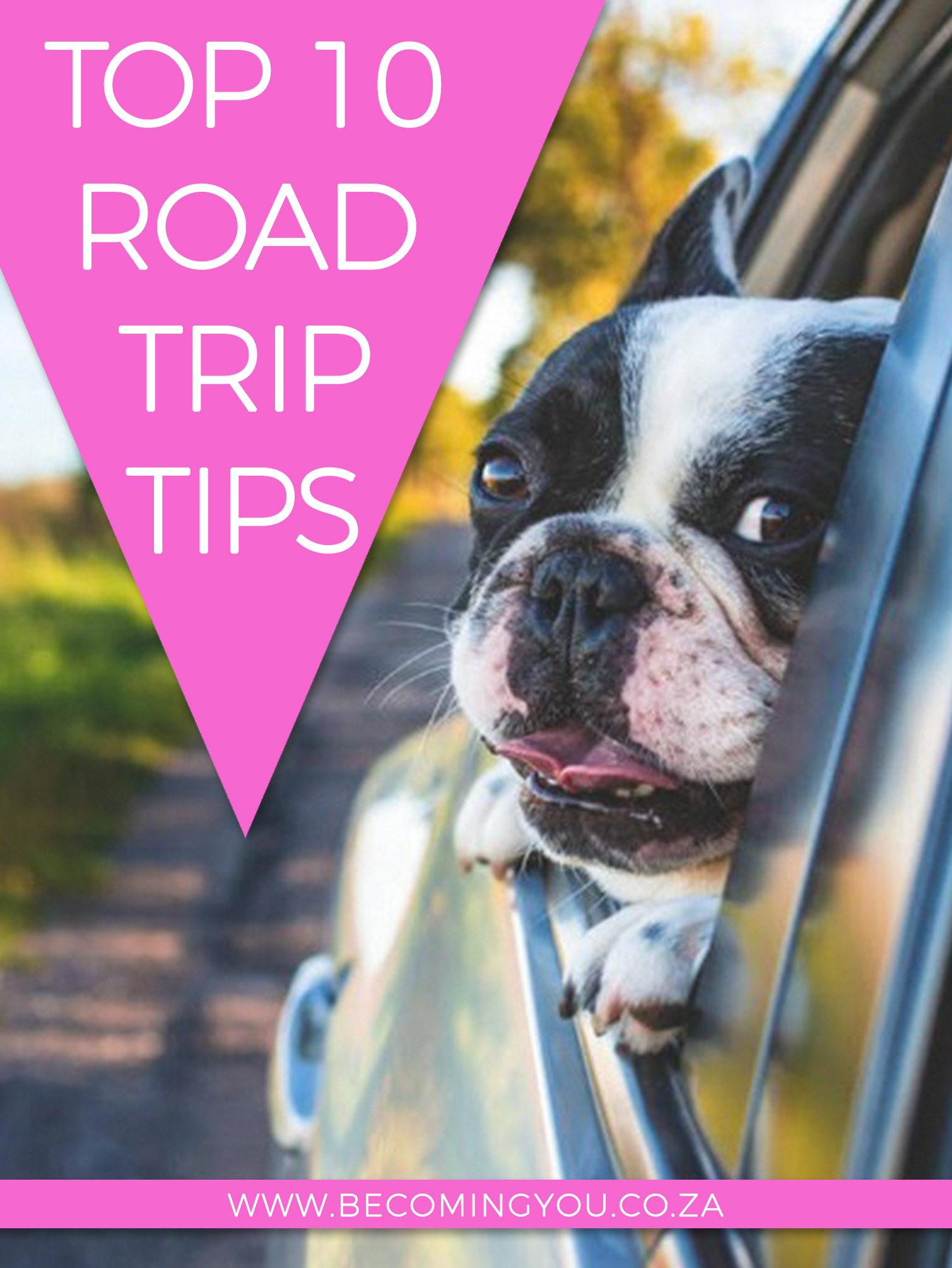 ROAD TRIP TIPS