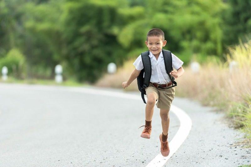 school boy small