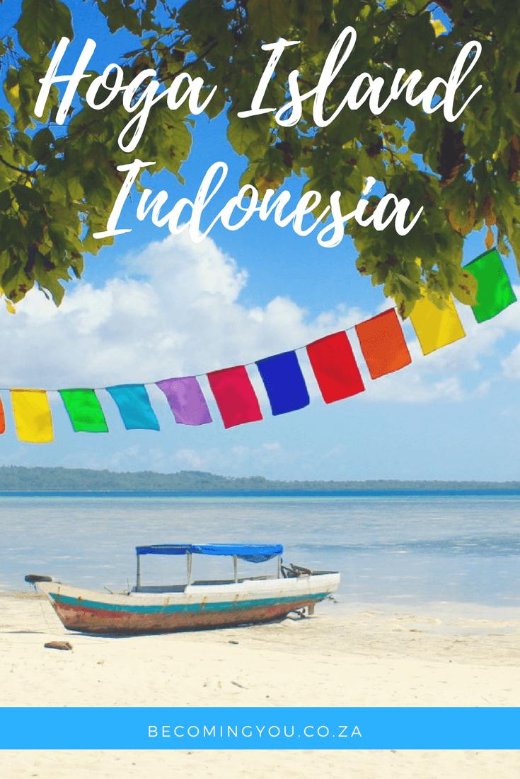 Hoga Island Indonesia