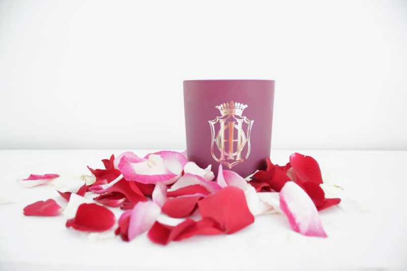 Sisley Rose Candle