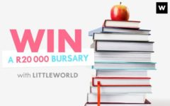 win a bursary