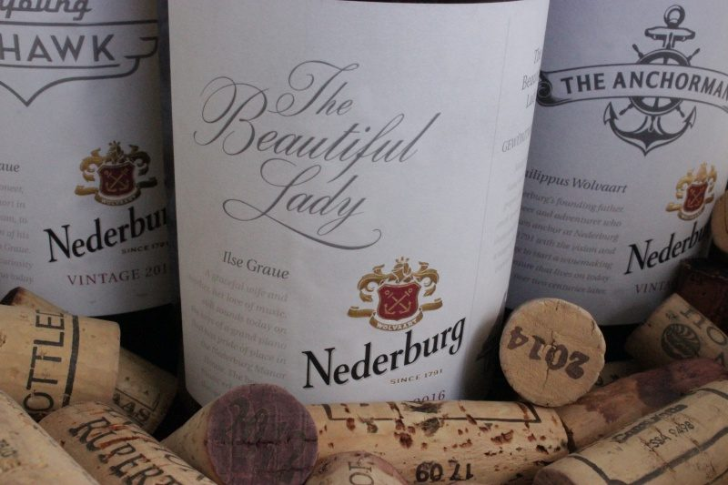 Nederburg Heritage Collection