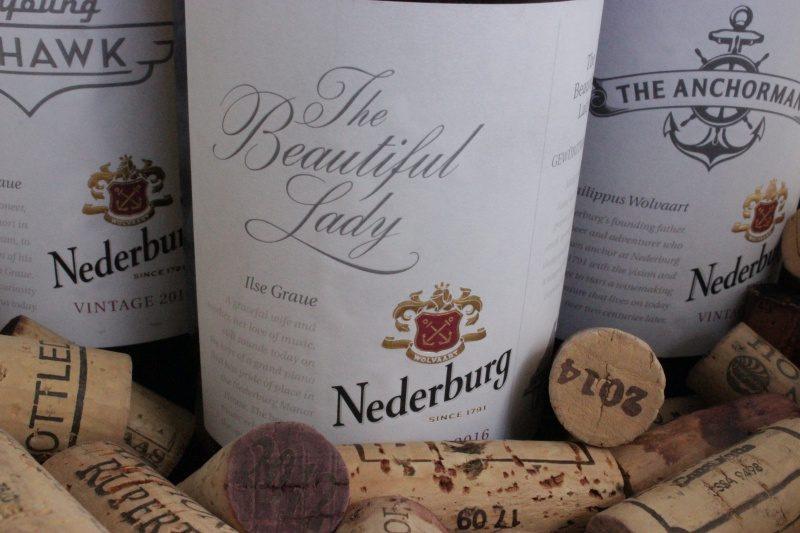 Nederburg Heritage Collection