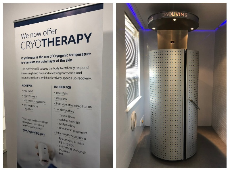 Behind-the-Scenes Beauty: My experience with Cryotherapy
