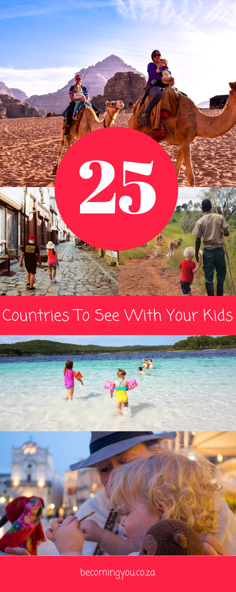 A Round Up Of 25 The Very Best Family Friendly Countries To Visit On Holiday As Nominated By Travel Bloggers In World And Their