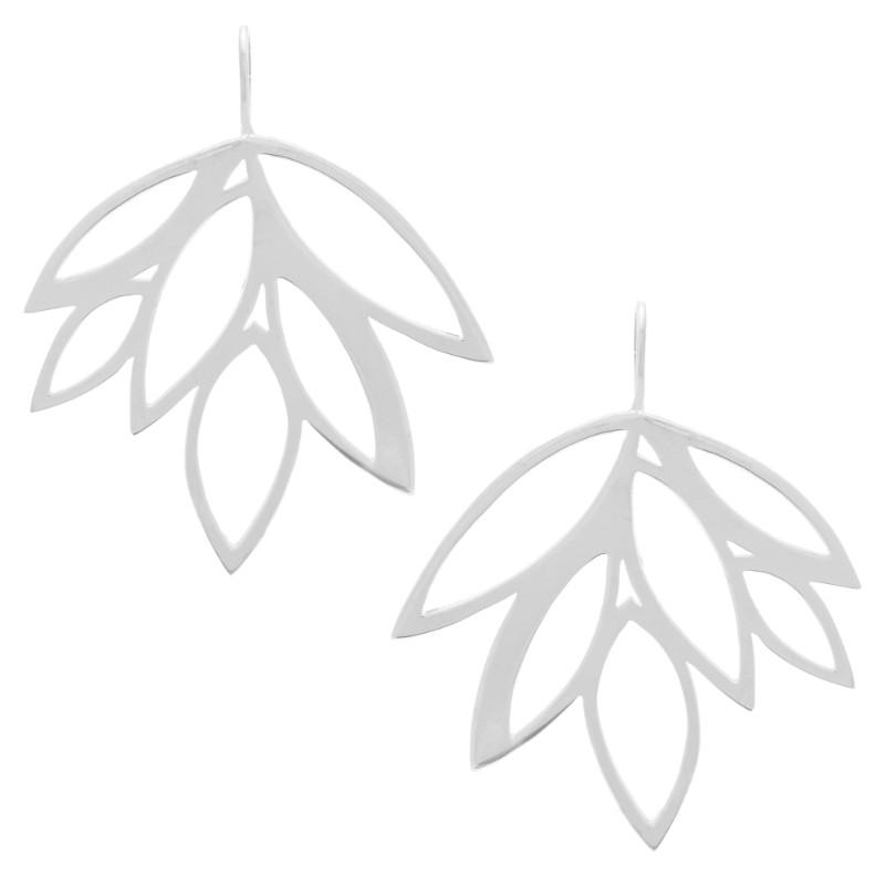 Balti Earrings by Kirsten Goss