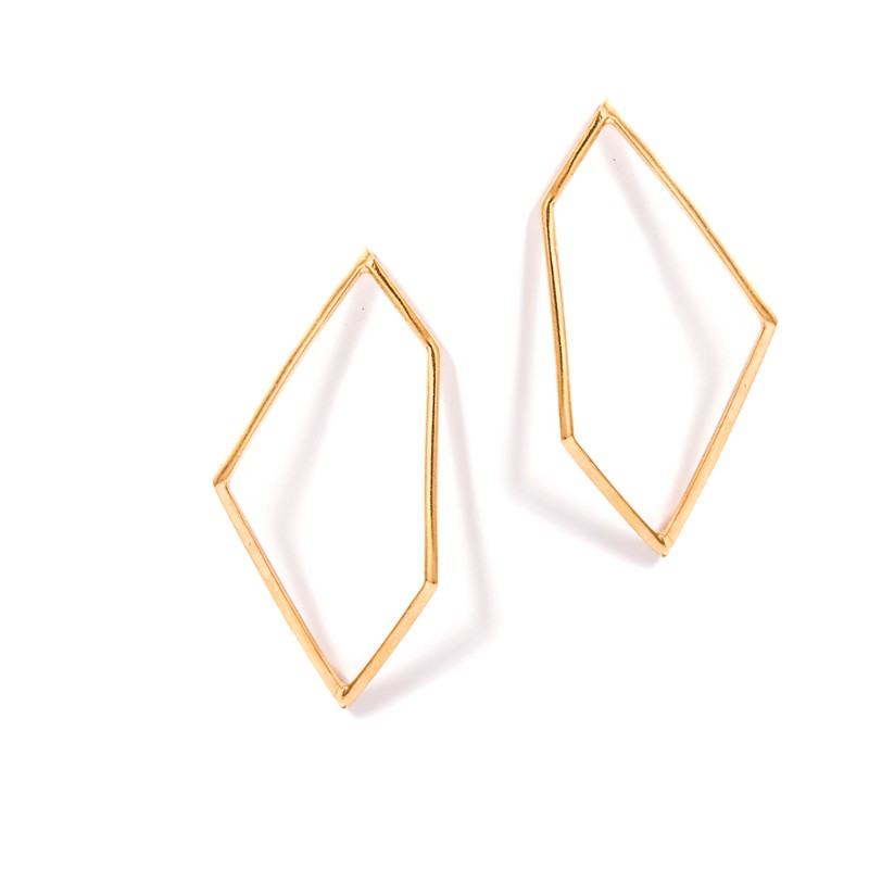 Hertzon Earrings by Kirsten Goss