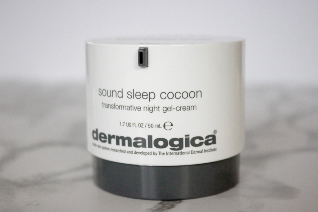 Beauty Buzz: Sleep inspired skincare - Sound Sleep Cocoon from