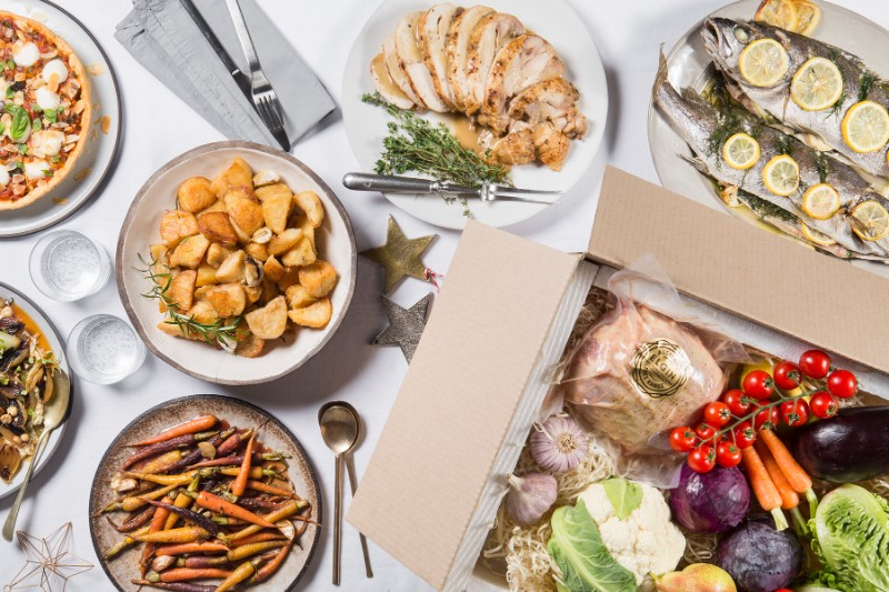 UCOOK Christmas Feast Box