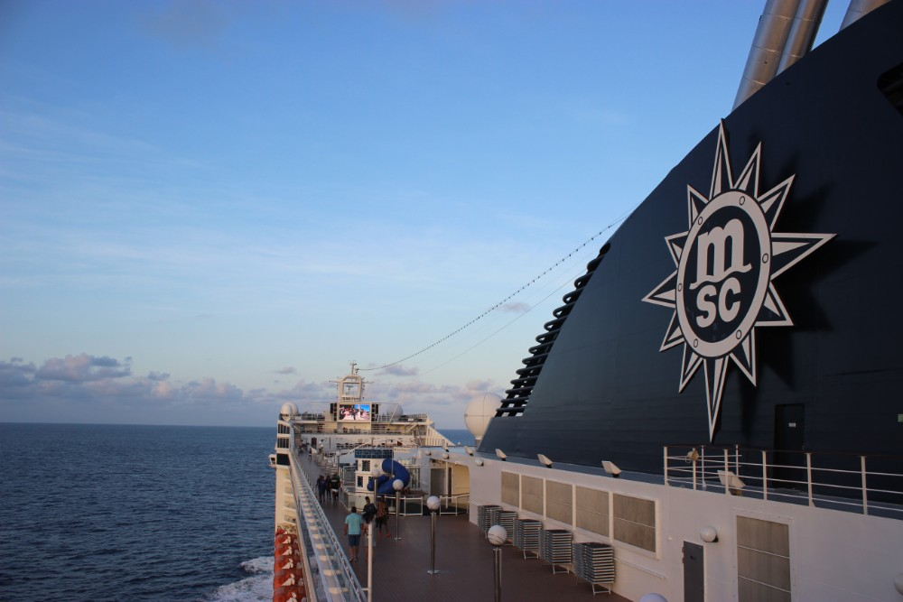 The Best Cruise Tips for a Cruise with MSC to Mozambique